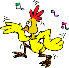 Changing habits: chicken dance wisdom