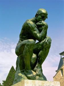 The Thinker, Rodin