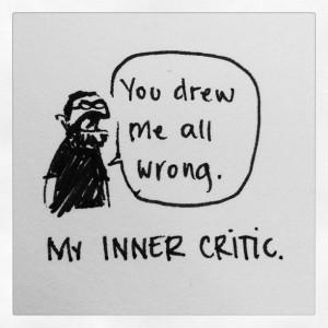 inner critic monkey