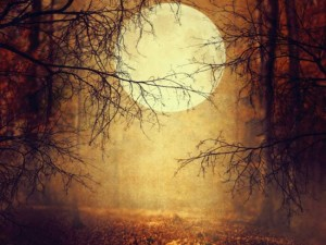 samhain moon