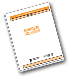 Antidepressant Skills Workbook